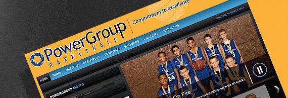 PowerGroup Basketball